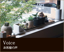 Voice(お客様の声)